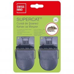 Trap mouse Super Cat 2 pcs. / Art.№ SW1016000
