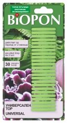 BIOPON multi-purpose fertilizing sticks