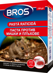 BROS – mouse and rat killer fresh bait 100 g