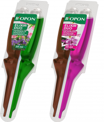 BIOPON DUO MULTI-PURPOSE ELIXIR (CONDITIONER) - 5x35 ml + 1x35 ml DUO ORCHID ELIXIR FREE  / Art.№BP 1568