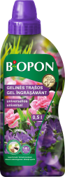 BIOPON GEL MULTI-PURPOSE FERTILIZER 0.5 L  /  Art.№ BP 1277