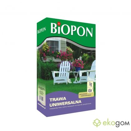 BIOPON multi-purpose grass seed mixture