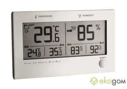 'Twin Plus' wireless thermo-hygrometer