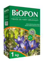 BIOPON BULB FERTILIZER 1kg /  Art.№ BP 1199