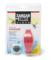 ZANZARZERO® CLOCK  ELECTRONIC REPELLENT PORTABLE MOSQUITO   /  Art.№ U 028