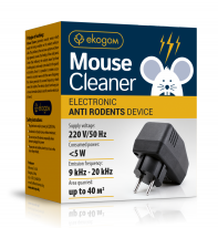 Electronic anti rodents device