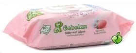 Wet wipes Bebelan with cotinus and chamomile / MK BSLK80