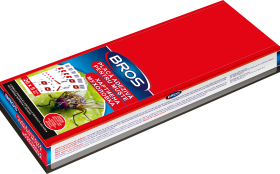 BROS – flat sticky fly paper 5-pack / Арт. №BS 106