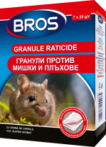 BROS – mouse and rat killer pellets 100 g