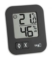 'Moxx' Digital Thermo-Hygrometer
