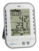 'KlimaLogg Pro' professional thermo-hygrometer with data logger
