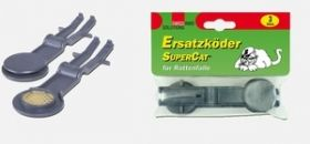 "BAIT CAPSULES for Rat Trap ""SuperCat"" 3 pcs. / Art.№ SW 1076000"