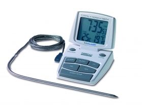 digital cooking thermo-timer
