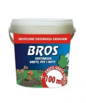 BROS - moles, dogs and cats repellent 350 ml + 100 ml / Art.№ BS 027